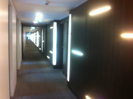 Eurostars Grand Central: Hallway