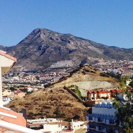 Hotel & Spa Benalmadena Palace : Amazing Mountain Views