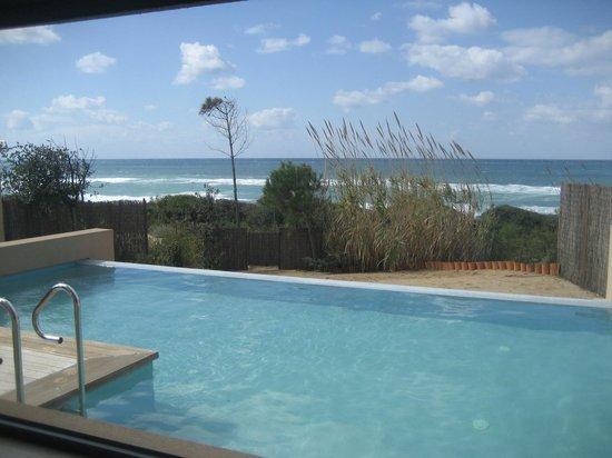 The Westin Resort, Costa Navarino: вид из номера