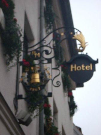 Augsburger Hof : ホテル