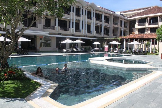Hoi An Historic Hotel: Pool