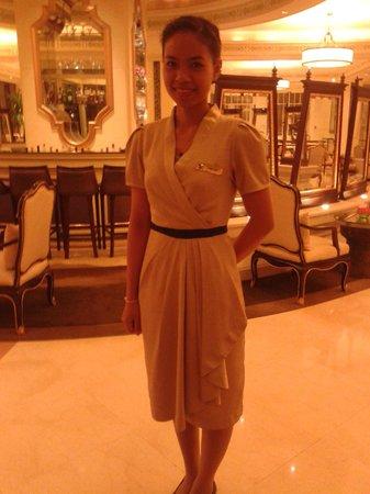 Dusit Thani Hua Hin : staff