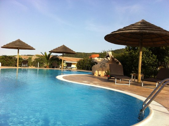 Hotel Costa Caddu: Piscine