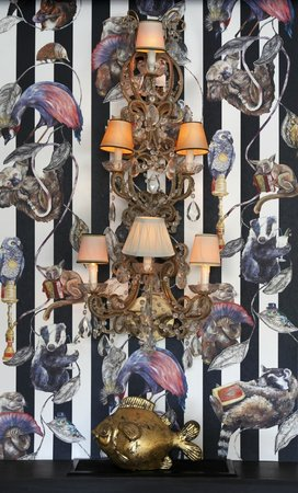 les biches barbizon restaurant reviews phone number. Black Bedroom Furniture Sets. Home Design Ideas