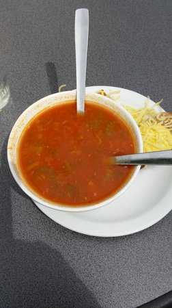 Noordzee Mer du Nord: Fish soup
