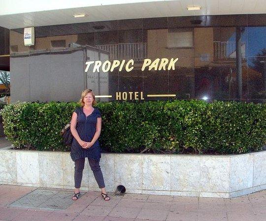 Tropic Park: у отеля