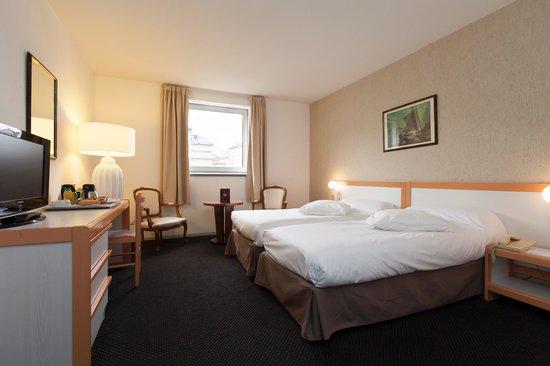 Hotel Paradis : Chambre Twin Hôtel Paradis Lourdes