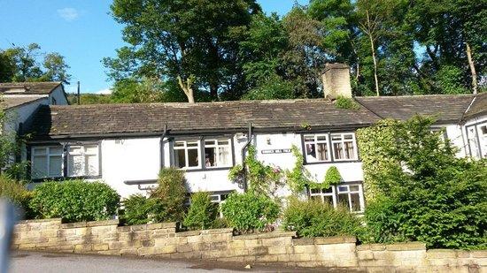 Restaurant at Shibden Mill Inn: The pub