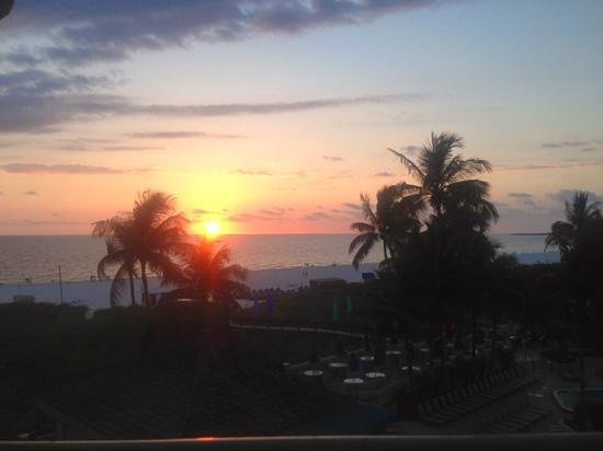 Hilton Marco Island Beach Resort--CLOSED FOR RENOVATIONS; REOPENING DEC. 1, 2017 : best sunsets