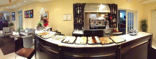 Hotel Villa Cinzia : Biscotti fatti in casa per la prima colazione