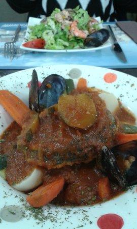 Restaurant Au Poisson Gourmand  Marseille