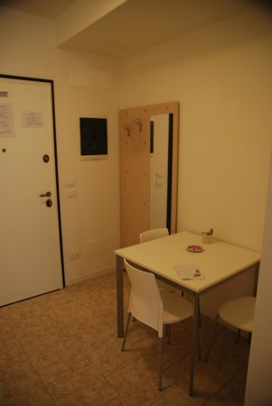 B&B Bonomelli: Room 4 - dining area