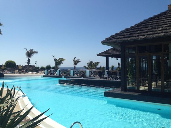 Hesperia Lanzarote : Pool bar