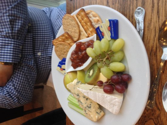 The Hunters Inn: Great Cheese Board