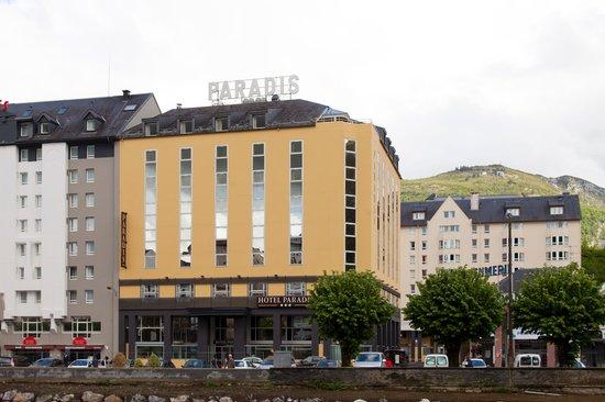 Extérieur Hotel Paradis Lourdes