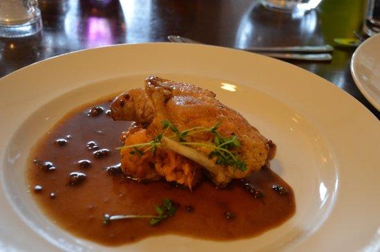 Morrels Restaurant : English fowl