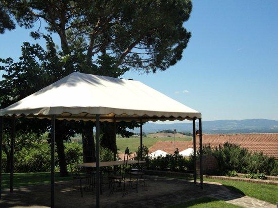 Poste del Chiugi: parco giardino