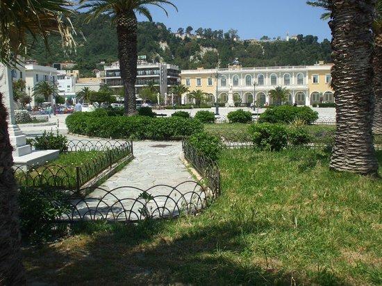 Avalon Hotel: Zakynthos Town