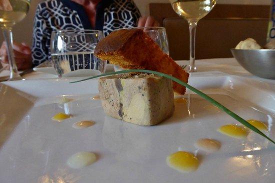Le Charles Livon : Foie Gras Terrine