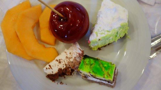 Club Marmara Madina : desserts
