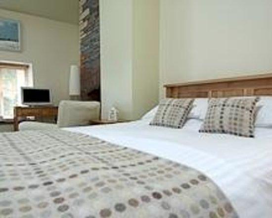 Rhosygilwen: Ground Floor Cottage Bedroom