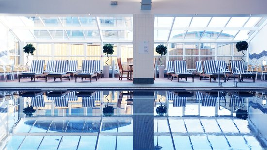 Village Hotel Club Hull: 25 Metre Swimming Pool