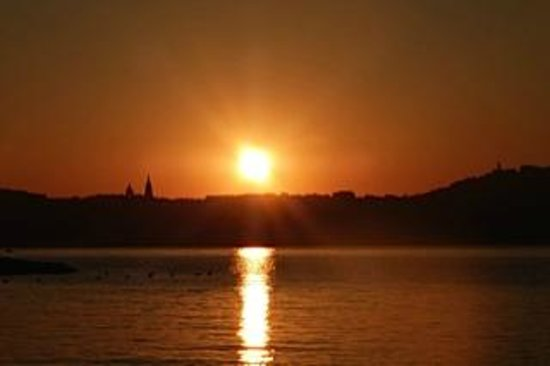 Sail Gozo Tours: Beautiful Sunset over Gozo