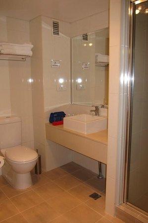 Best Western Plus Hotel Stellar: Bathroom