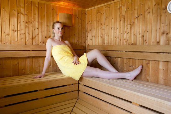 Hotel Bayern Vital: Relaxen in der Sauna