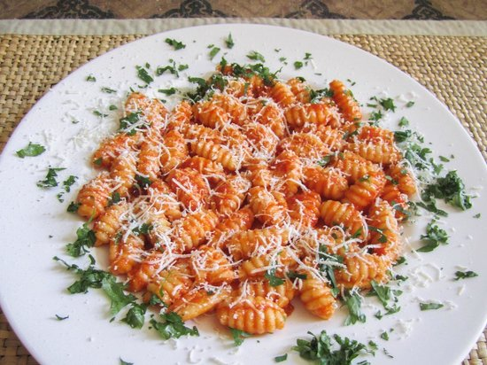 Cook Italy: Pasta, of course
