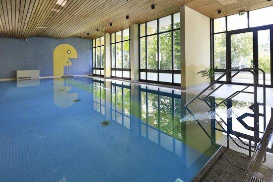 Hotel Bayern Vital: Hallenbad