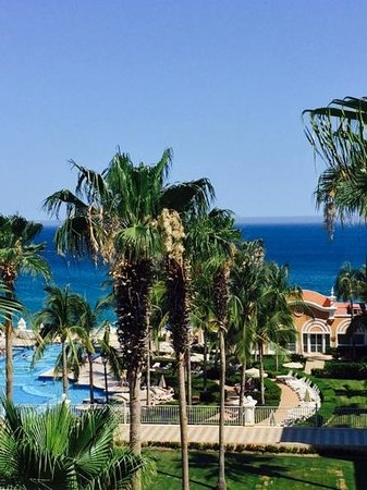 Hotel Riu Palace Cabo San Lucas: View from room balcony