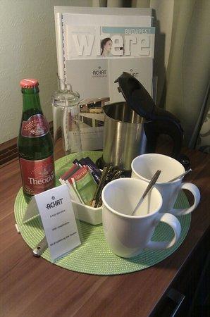 ACHAT Premium Budapest: Room