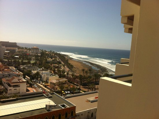 Sol Tenerife: Vista sull'oceano