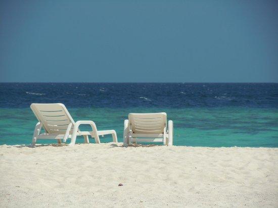 Adaaran Select Meedhupparu : пляж рядом с номером