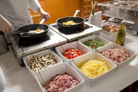 Hotel Bayern Vital: Frühstücksangebot