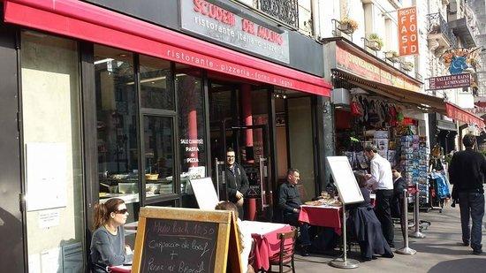 Restaurant Scuderia  Paris