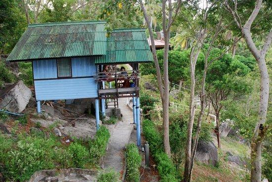 Freedom Beach: bungalow