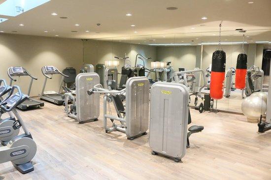 The Passage : Gym
