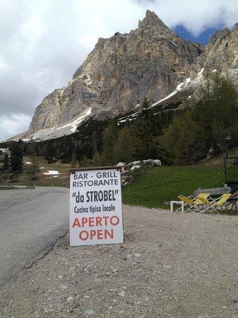 Monte Lagazuoi  - Passo Falzarego
