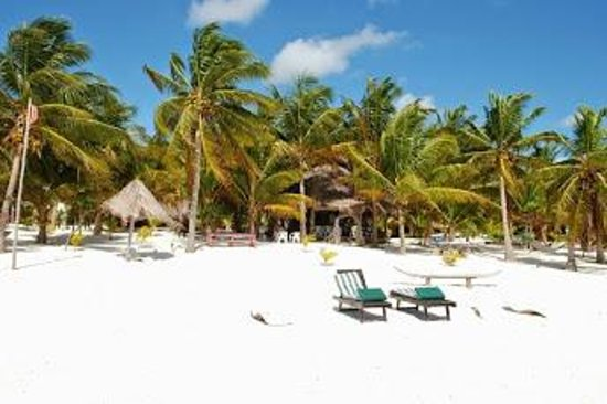 Xamach Dos : resort grounds