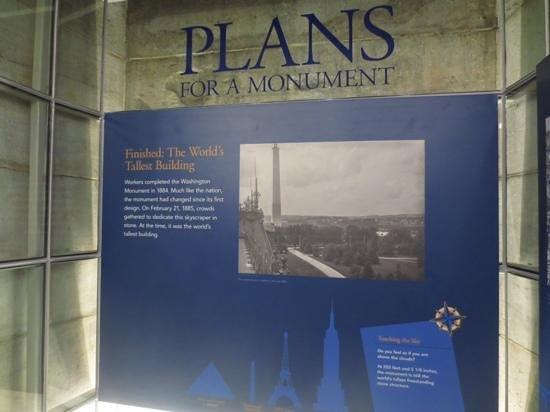 Washington Monument : museum