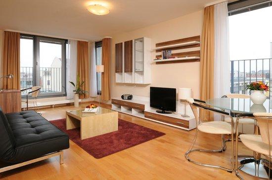 ApartHotel Residenz Am Deutschen Theater: Grande Suite