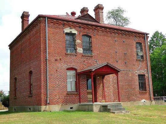 ‪‪Yanceyville‬, ‪North Carolina‬: old jail‬