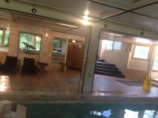 Belle Isle sur Risle : Le Spa