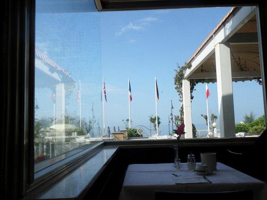 Pietra di Luna Hotel : view