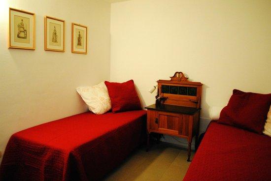 Bed and Breakfast Il Giardino Di San Paolo : Bedroom