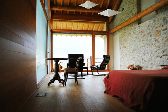 Bed and Breakfast Il Giardino Di San Paolo : Lounge Suite Glass