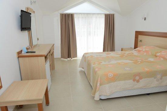 Turquoise Hotel: Room