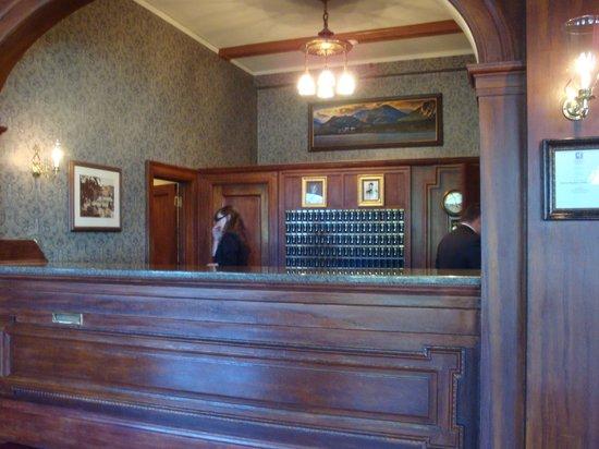 Stanley Hotel: Brass Keys